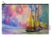 Pastel Sail Carry-all Pouch