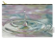 Pastel Water Sculpture 2 Carry-all Pouch