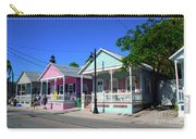 Pastels Of Key West Carry-all Pouch