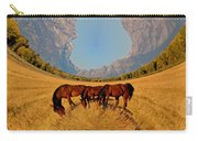Pasture Of Another World Carry-all Pouch