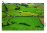 Pastures In The Azores Carry-all Pouch