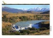 Patagonia Landscape Of Torres Del Paine National Park In Chile Carry-all Pouch