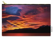 Patagonian Sunrise Carry-all Pouch