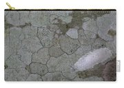 Patches Of Grey And Life Carry-all Pouch