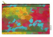 Patchwork Landscape Carry-all Pouch