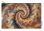 Patchwork Spiral Carry-all Pouch