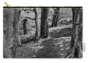 Path In Crownest Woods Carry-all Pouch
