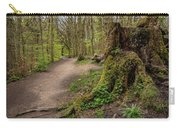 Path In Judy Woods Carry-all Pouch