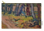 Path In The Garden Of The Asylum, By Vincent Van Gogh, 1889, Kro Carry-all Pouch