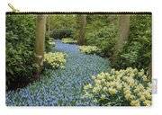 Path Of The Beautiful Spring Flowers Carry-all Pouch