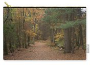 Path On Wilsons Mountain Carry-all Pouch