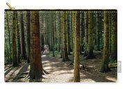 Path Through The Woods. Carry-all Pouch
