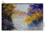 Path To ... Watercolor  Carry-all Pouch