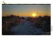 Path To Beach Carry-all Pouch