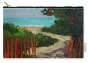 Path To Delray Beach 1 Carry-all Pouch