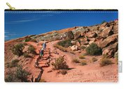 Path To Double O Arch Arches National Park Carry-all Pouch