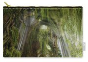 Path To Inner Peace Carry-all Pouch by Mary Hood