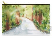 Path To Light Watercolor Carry-all Pouch