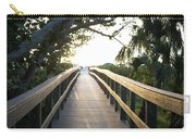 Path To Marco Island Beach Carry-all Pouch