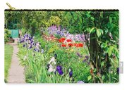 Path To Monet's House Carry-all Pouch