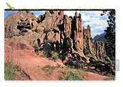 Path To Red Rocks Carry-all Pouch