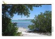 Path To Sarasota Bay Carry-all Pouch