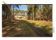 Path To St Cuthbert's Cave Carry-all Pouch