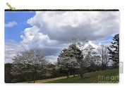 Pathway Along The Dogwood Trees Carry-all Pouch