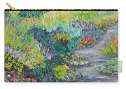 Pathway Of Flowers Carry-all Pouch