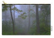 Pathway Through The Fog Carry-all Pouch