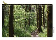 Pathway Through The Woods Carry-all Pouch