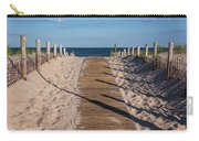 Pathway To Beach Seaside New Jersey Carry-all Pouch