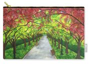Serenity  Carry-all Pouch by Lisa Bentley
