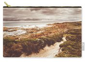 Pathways To Seaside Paradise Carry-all Pouch