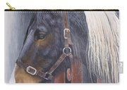 Patient Mare- Glin Fair Carry-all Pouch