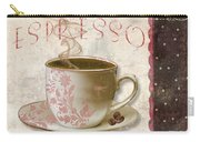 Patisserie Cafe Espresso Carry-all Pouch