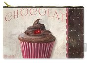 Patisserie Chocolate Cupcake Carry-all Pouch