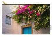 Patmos Bougainvillea Carry-all Pouch