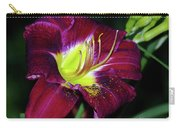 Patricia Neal Daylily Carry-all Pouch