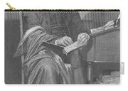 Patrick Henry, American Patriot Carry-all Pouch by Science Source