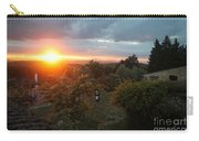 Patrignone At Sunset Carry-all Pouch