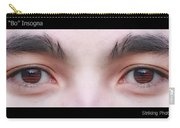 Patriotic Eyes - Poster Carry-all Pouch