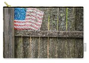 Patriotic Fences Carry-all Pouch