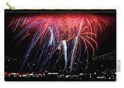Patriotic Fireworks S F Bay Carry-all Pouch