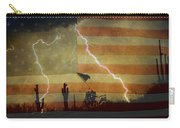 Patriotic Operation Desert Storm Carry-all Pouch