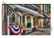 Patriotic Street Carry-all Pouch by Debbi Granruth