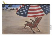 Patriotic Umbrella Carry-all Pouch