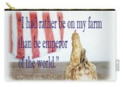 Patriotic Hen Carry-all Pouch