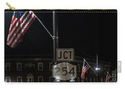 Patriotism In A Small Town Carry-all Pouch