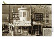Pat's King Of Steaks - Philadelphia Carry-all Pouch